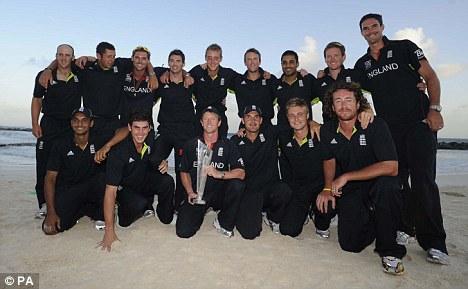 England T20WorldCupwinners