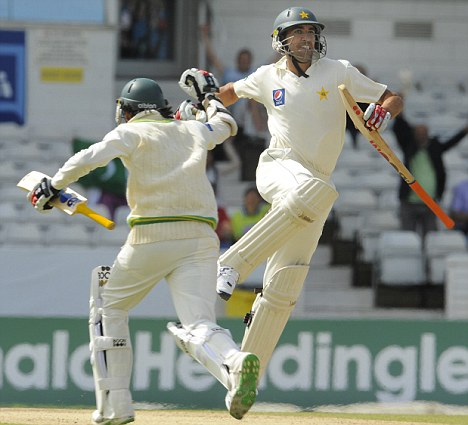 Pakistan win at Headingley