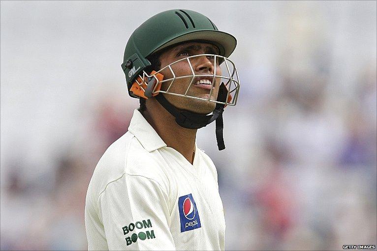 Kamran Akmal bags a pair