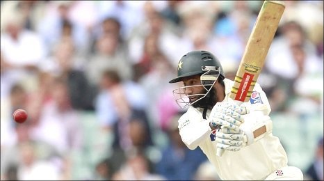Mohammad Yousuf at The Oval