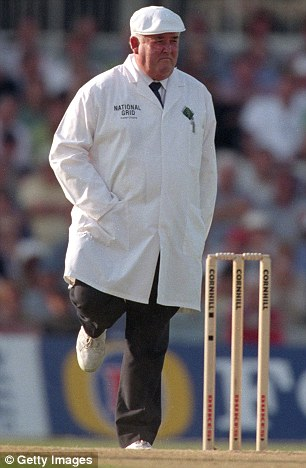 Ashes 100-1_87 - Nelson and The Devil's Number_David Shepherd