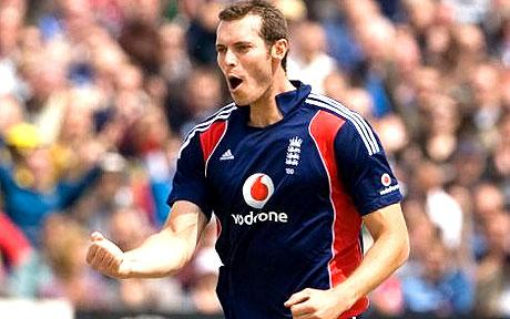 Chris Tremlett - a shock inclusion in England's Ashes squad