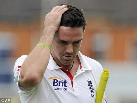 Kevin Pietersen fails again