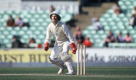 Alan Knott - England's greatest keeper