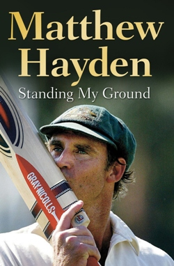 Matthew Hayden and the worst cricket book of all time