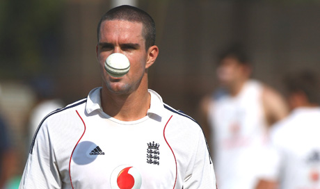 Kevin Pietersen's clever disguise
