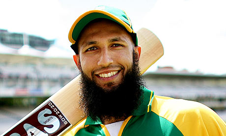 Hashim Amla - red hot in ODIs in 2010