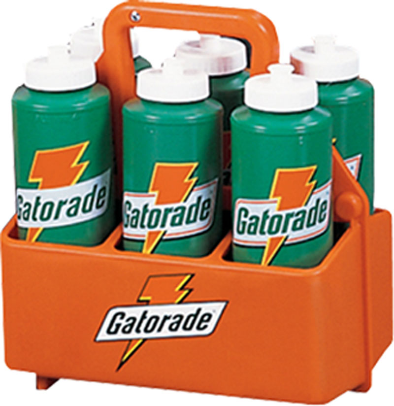 Gatorade - the drink is ok but the heart monitor as utilised  by Channel 9 is a joke