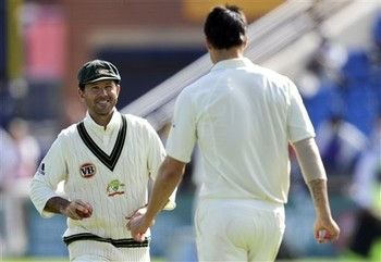 Ben Hilfenhaus and Ricky Ponting - two of our three tips to star for Australia in the Ashes