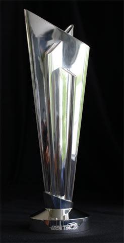 World T20 trophy