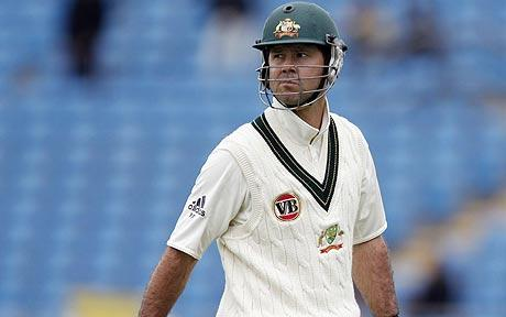 Ponting - 88 all out