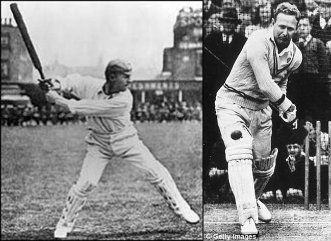 Victor Trumper & Arthur Morris_All-time Ashes XI_Australia