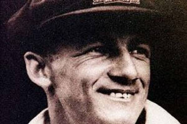 Sir Don Bradman - an easy pick at first drop in an all-time Aussie Ashes XI
