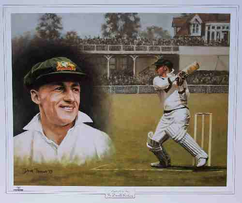 Sir_Don_Bradman - the greatest Ashes cricketer ever