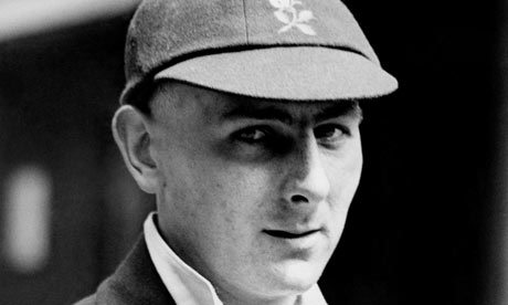 Hedley Verity - not just a cricketing hero