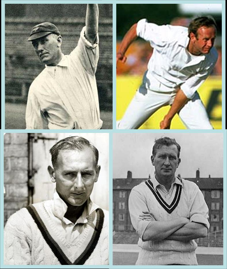 Wilfred Rhodes, Derek Underwood, Hedley Verity or Jim Laker - who is England's greatest Ashes spinner