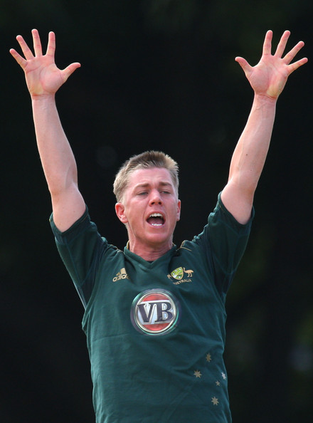 Xavier Doherty - the bowler who could yet force me to eat my Wisdens