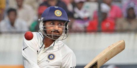 Harbhajan proved lightning can strike twice with a second successive test hundred