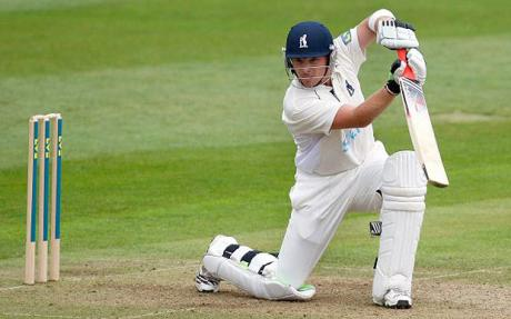Ian Bell - good enough to make an Ashes Composite XI
