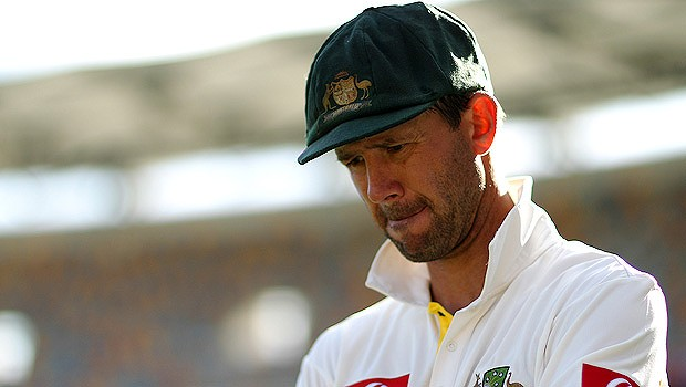 Ricky Ponting is the captain with all the problems following England's fightback at The Gabba