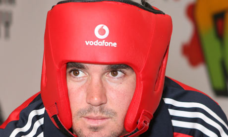 KP gets ready for the Boxing Day test