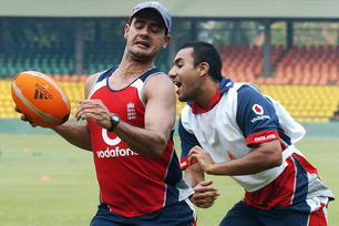 Owais Shah and Ravi Bopara - just two British Asian cricketers that haven't always been dealt a good hand by the England selectors