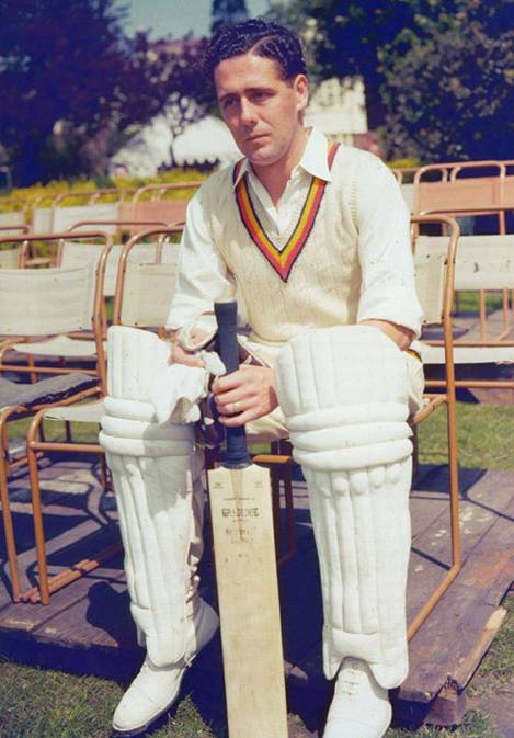 Trevor Bailey, who died tragically on 10 February at the age of 87