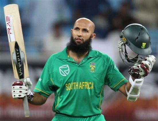 Hashim Amla - currently the World's best ODI batsman