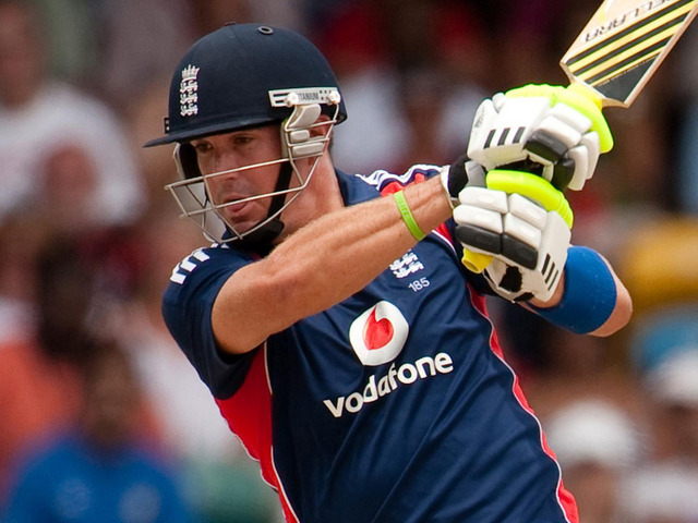KP - England's new WC opener