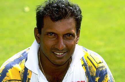 Aravinda de Silva - man of the match in the 1996 World Cup semi-final and final