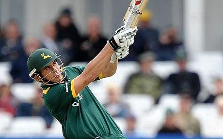 Alex Hales - the 5th of our ten county players to look out for in 2011