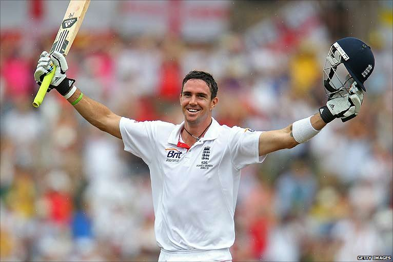 Kevin Pietersen - given it had been 17 months since his last Test hundred, KP thought he'd make it a double