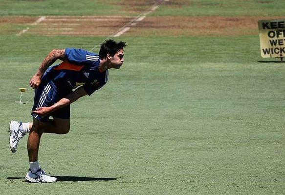 Mitchell Johnson - back after just one Test on the sidelines