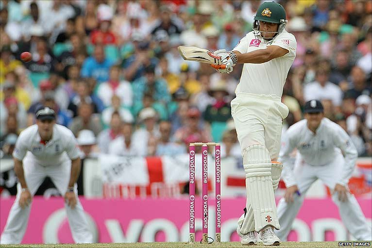 Usman Khawaja sparkled on debut at the SCG