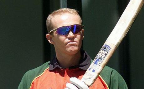 Andy Flower - a Reverse Sweep hero