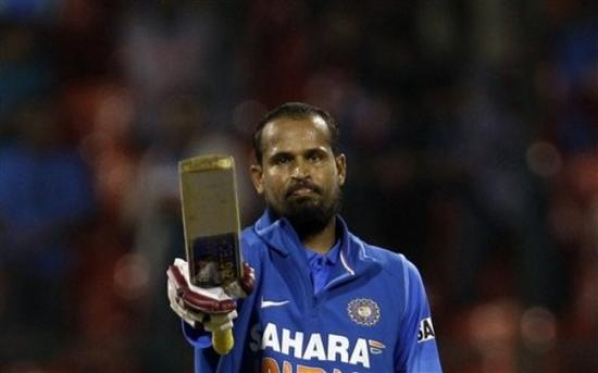 Yusuf Pathan shakes the Richter Scale again