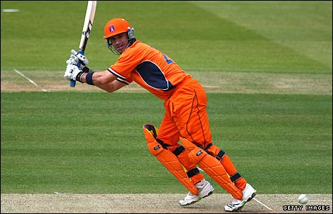 Ryan ten Doeschate - the Dutch player most likely to dazzle at the World Cup