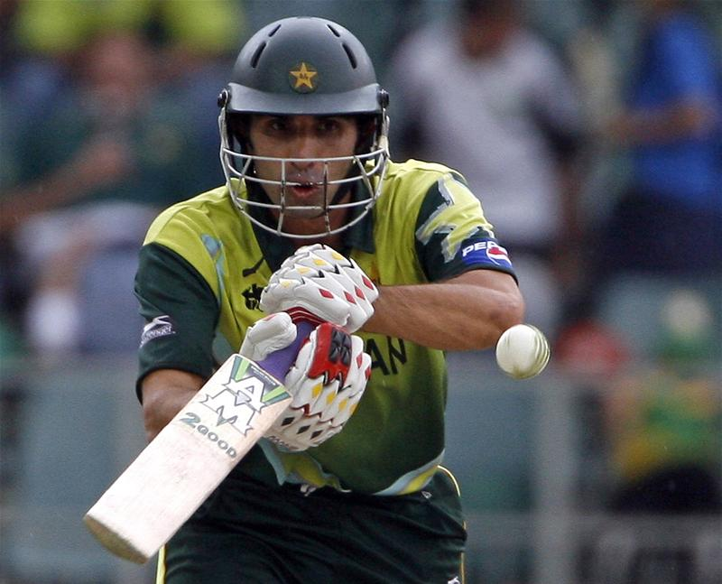 Misbah-ul-Haq has been in prime form since returning to the Pakistan side