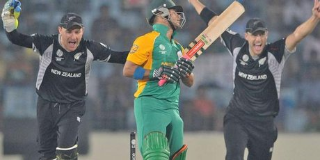 South Africa - another cricket World Cup, another choke