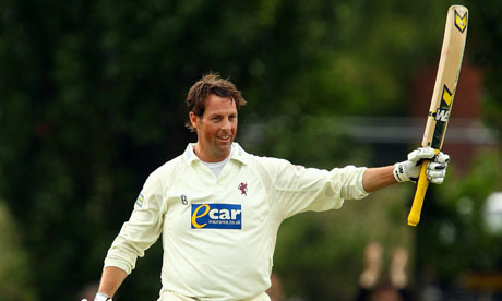 Expect to see plenty of bat raising from Marcus Trescothick this summer