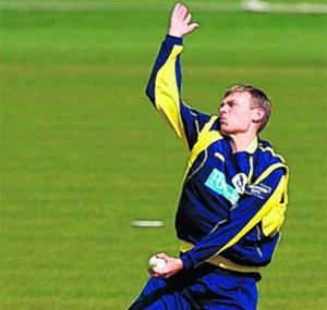 Danny Briggs - the 6th of our ten to watch over the county 2011 summer