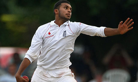 Adil Rashid made an inauspicious start to the 2011 County Championship