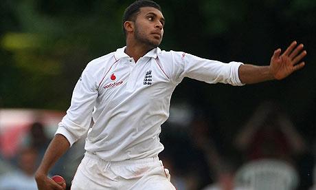 Adil Rashid made an inauspicious start to the 2011 County Championship