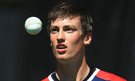 Reece Topley of Essex - two five-wicket hauls in his successive county championship matches