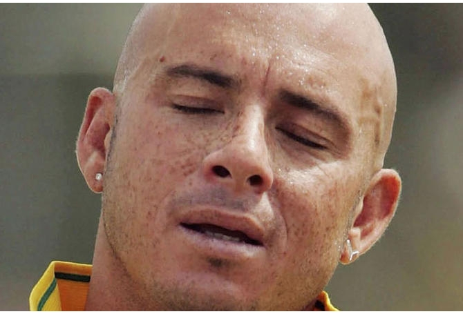 Herschelle Gibbs - the man that dropped the 1999 World Cup