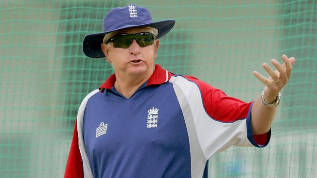 Duncan Fletcher - a great England coach and a World Cup hero for Zimbabwe in 1983