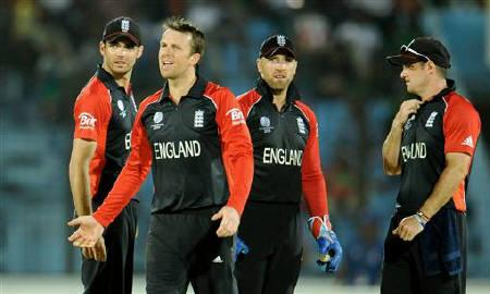 England in disarray against Bangladesh, but don't worry as they are obviously not trying to win the World Cup