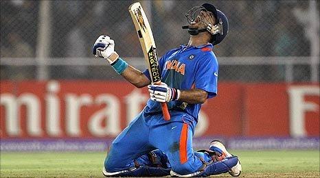 Yuvraj Singh savours victory over Australia