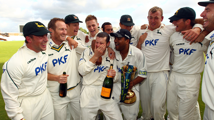 Nottinghamshire - champions in 2010 - can they repeat the trick in 2011