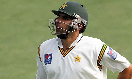 Misbah ul-Haq - Pakistan's Mr Responsibility